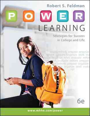 P.o.w.e.r. Learning + Connect Plus By Feldman, Robert